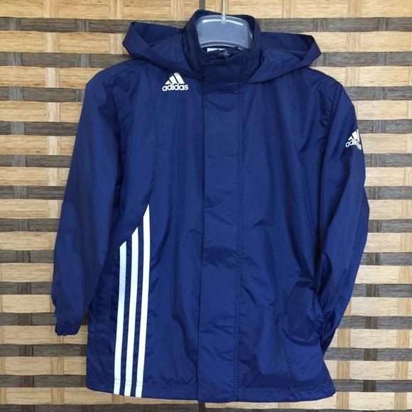 2a32f5cf9 adidas Jackets & Coats | Nwot New Kids Windbreaker Jacket | Poshmark
